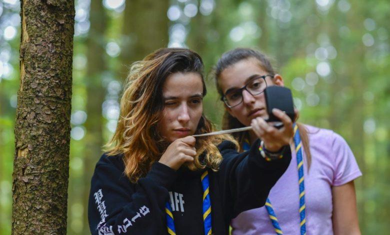 taborniški duh, tabornikov, tabornic ROT, Republiško orientacijsko tekmovanje, Maribor, Pohorje, Prenočili, tabornike