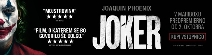 recenzija, Maribox, Joker, Film