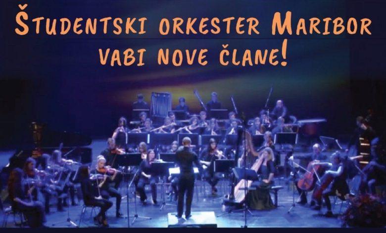 Študentski orkester Maribor,