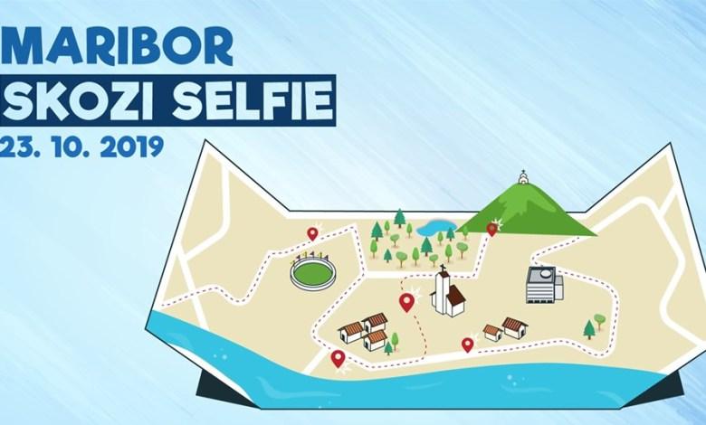Maribor skozi selfie