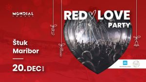 Božični Red Love