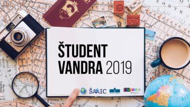 """Photo of Imaš izkušnje s tujino? Napiši zgodbo za natečaj """"Študent vandra 2019"""""""