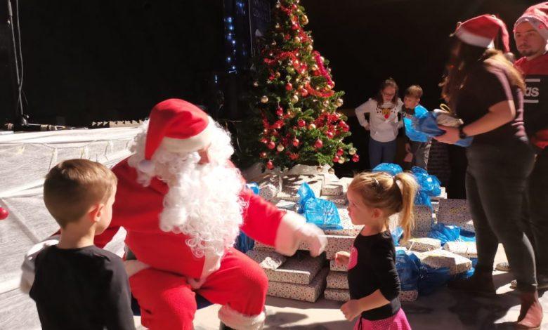 božiček, Štuk, ŠTUDENTI, OTROKI, Klub študentskih in dijaških družin Maribor, obdarovanju