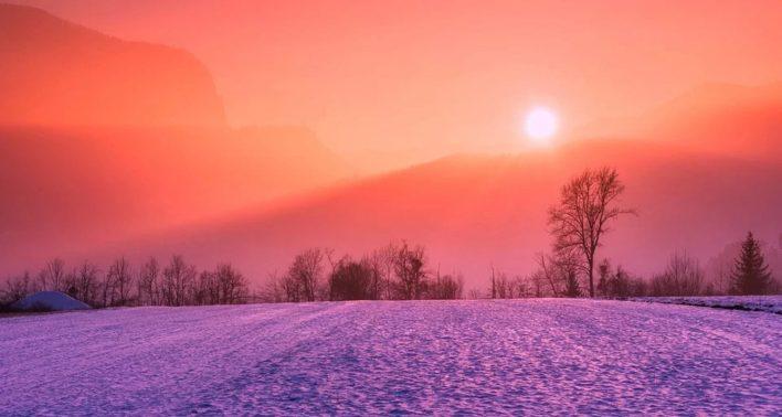 Zimska, Depresija, otožni, Sončni žarki, svetloba, Spekter, Sezonska razpoloženjska motnja,