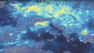 Photo of Onesnaženost zraka v Italiji občutno manjša odkar razhaja koronavirus