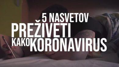 Photo of 5 nasvetov: Kako preživeti koronavirus