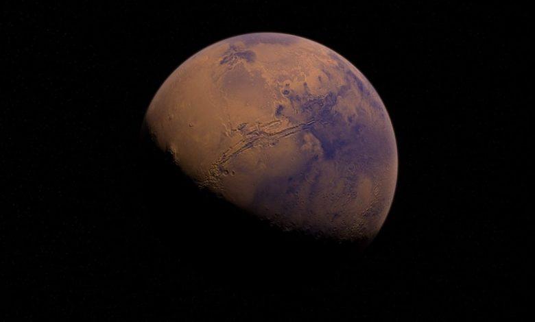 Vprašanja nebu-1, misija, mars, vesolje, Kitajska,