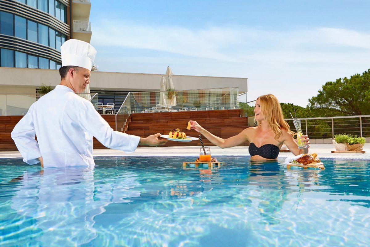 počitnice, dopust, živali, vozilo, Hoteli LifeClass Portorož,