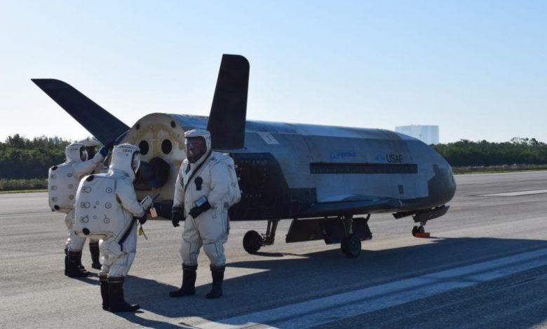 X-37B, Raketo, Program, nasa,