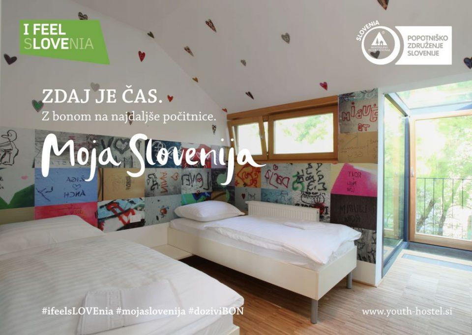 največ počitnic, bon, slovenija, covid-19, pzs, Popotniško združenje Slovenije, #doziviBON