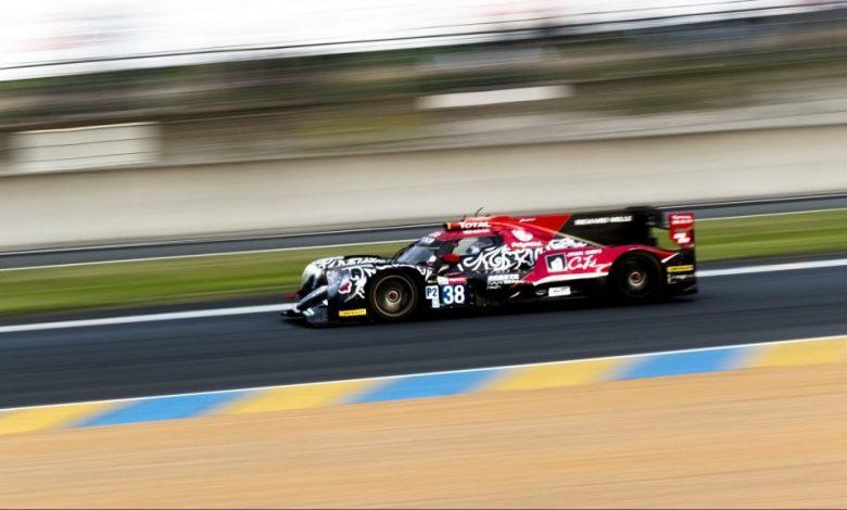 Le Mansa, Estebanom Guerrierijem, Jernej Simončič, ešport, dirka, virtualno,