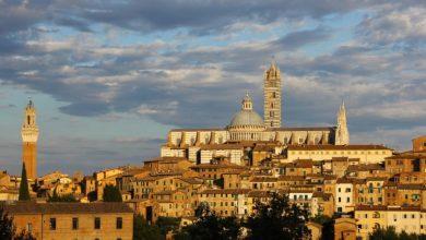 siena, Firence, Toskana, spekter, Najstarejša banka, Univerza, italija, Palio