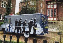 Photo of Na Dunaju bodo razstavili več kot 100 Banksyjevih del