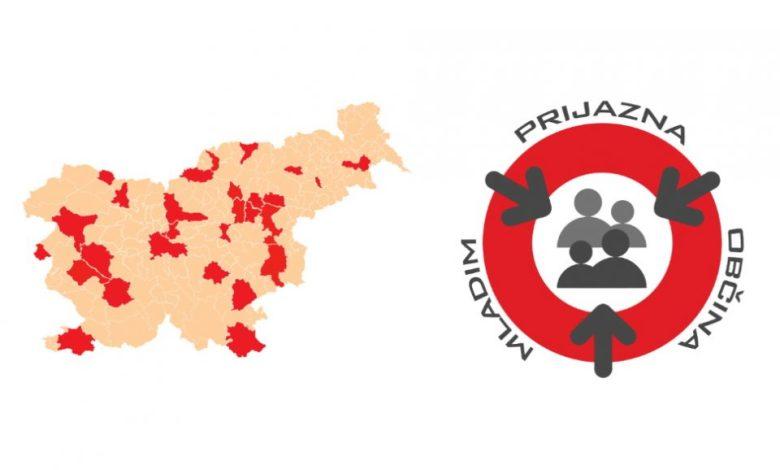 Mladim prijazne občine, certifikatMladim prijazna občina, mladi, slovenija, občine, Inštitut,