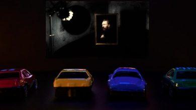 Photo of Na Van Goghovo razstavo kar z avtomobilom