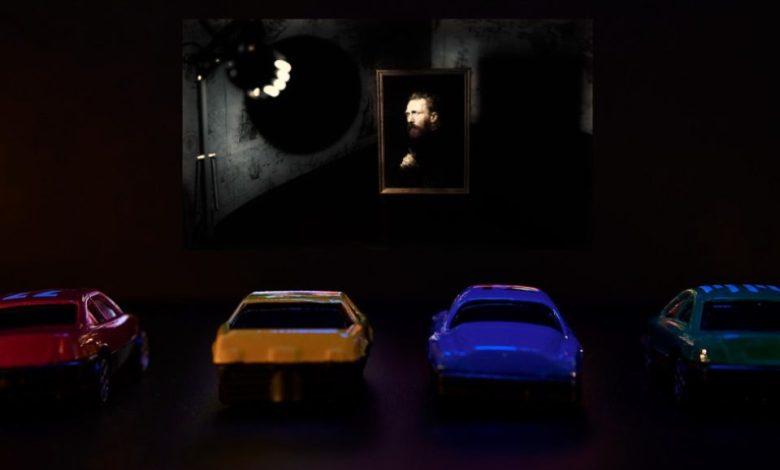 Van Goghovo, Vincent van Gogh, razstava, kanada, toronto, AFP, muzeji , muzej, drive-in,