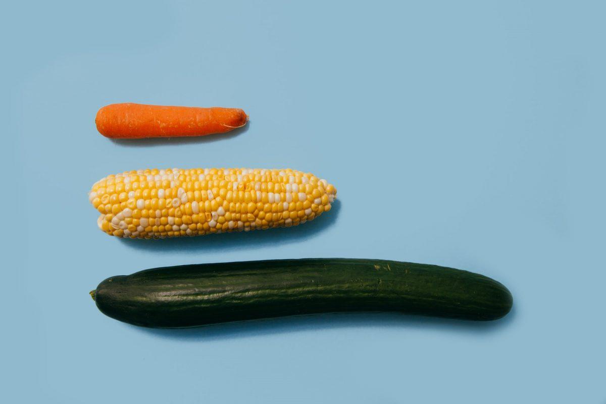 seks, vegetarijanci