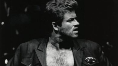 Photo of George Michael bo v Londonu dobil devetmetrski mural