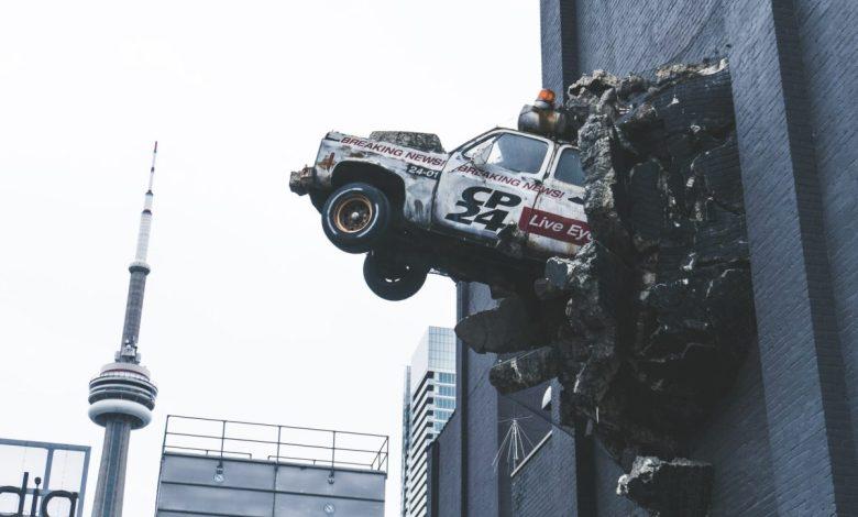 Avto brez voznika, slovenija, nesreča, avto, karambol, Malem Lipovcu,