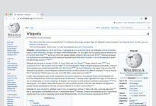 Photo of Wikipedija bo po 10 letih prvič doživela stilsko preobrazbo