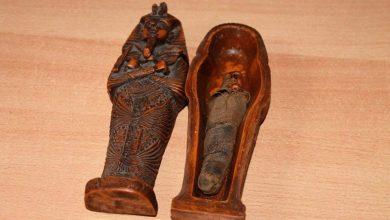 Photo of Arheologi v Egiptu odkrili 59 lesenih sarkofagov
