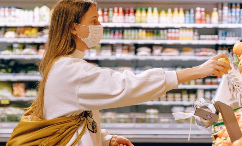 higiene, covid-19, koronavirus, hrana, nakup, higiena, umijemo roke, nakup živil, pandemija,