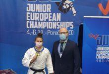 Photo of Metka Lobnik postala mladinska evropska prvakinja v judu