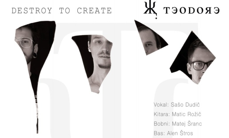 Teodore, Destroy to Create, novo, glasba, singel