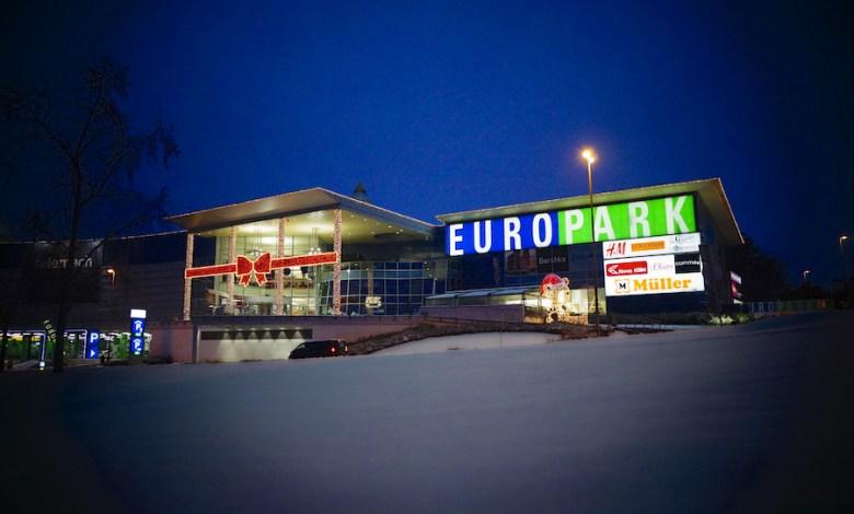 Europark, božična darila