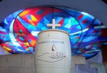 Photo of Inovatorji iz Šentjerneja ustvarili brezstični kropilnik za blagoslovljeno vodo