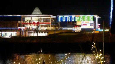 Photo of Europark bo danes zasijal v tisočerih lučkah
