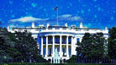 "Photo of Melania Trump razkrila božično okrasitev Bele hiše ""America the Beautiful"""