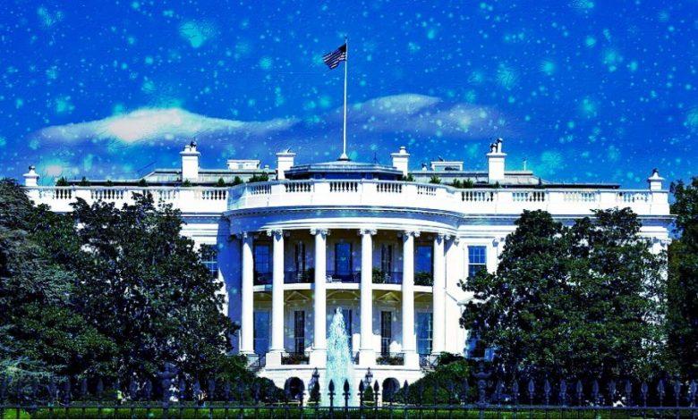 melania Trump, božična okrasitev, zda, prva dama, bela hiša, božič, zda,