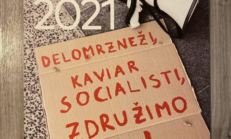 Borbeno v leto 2021, mladi plus, koledar