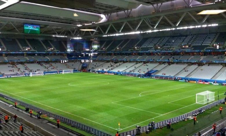 nogometni stadioni, oi, pariz, 2024,
