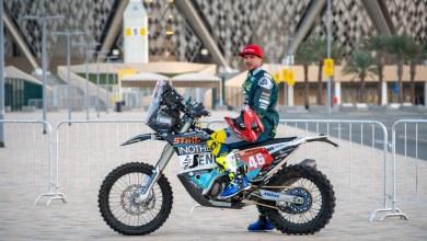 Photo of Dakar 2021: Simon Marčič uspešno opravil z administracijo in prologom