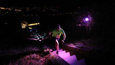 Klemen Španring, rekord, tek na Kalvarijo, stopnice na Kalvarijo, rekord teka na Kalvarijo, nočni tek