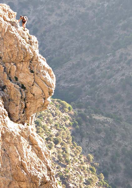 Rock Hoppers in Ikaria | Connecting the Dots