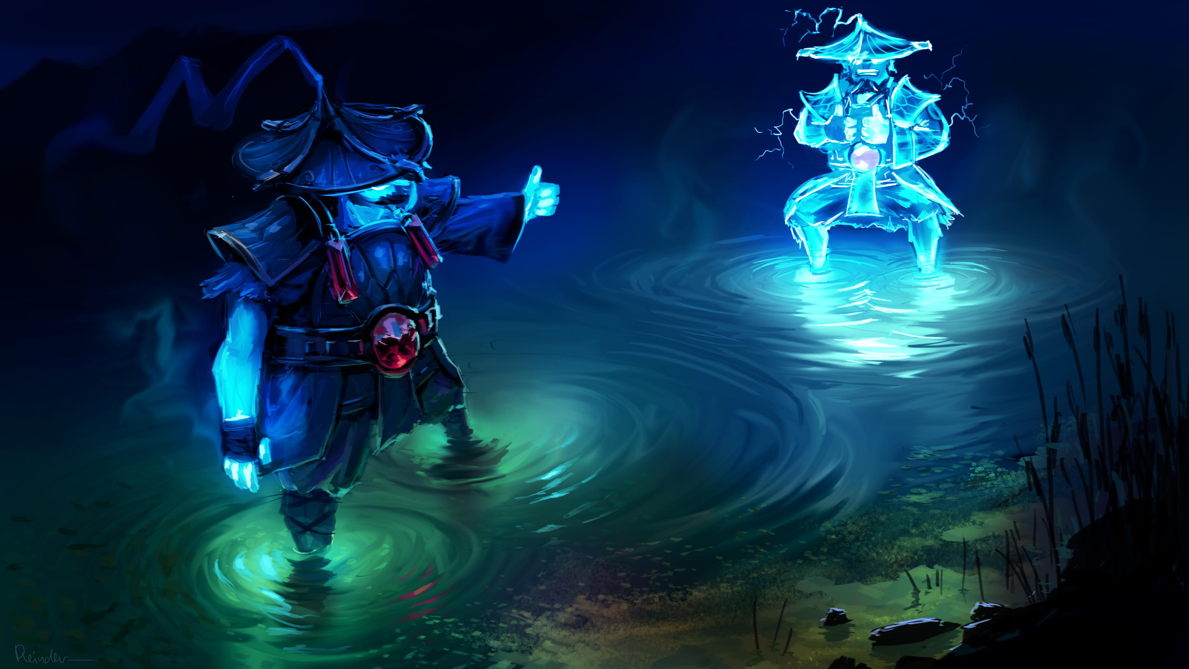 Storm Spirit Wallpapers Dota 2 Wallpaper
