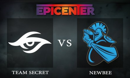 Secret vs Newbee Game 3 – EPICENTER XL, Group Stage Day 2 – Dota 2