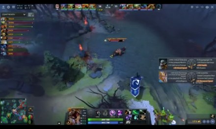 Liquid VS Empire Game 2 Epicenter XL Group Stage