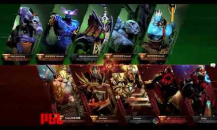 Immortals vs is GG Game 1 – Supermajor 2018, NA Qualifier – Dota 2