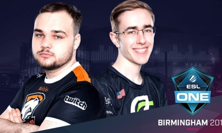 Dota 2 – Virtus.pro vs. OpTic Gaming – Game 1 – GRAND FINAL – ESL One Birmingham 2018