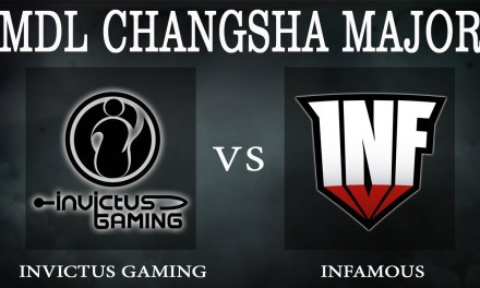 IG vs Infamous game 2 – MDL Changsha Major, Group Stage Day 1 – Dota 2