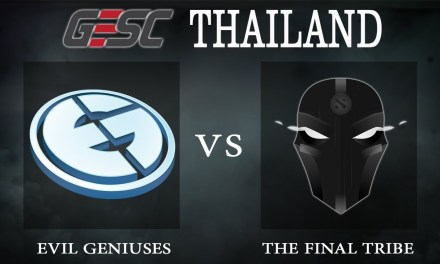 EG vs TFT bo1 – GESC Thailand, Group Stage Day 2 – Dota 2