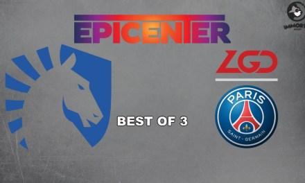 Liquid vs PSG.LGD | Group Stage Bo 3 Game 1 | Epicenter 2018