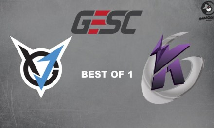 VGJ.S vs KG | Group Stage Bo 1 | GESC Thailand Dota2 Minor