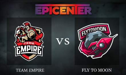 Empire vs FlyToMoon Game 1 – EPICENTER XL, Group Stage Day 6 – Dota 2