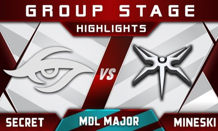 Secret vs Mineski [EPIC] MDL Changsha Major 2018 Highlights Dota 2