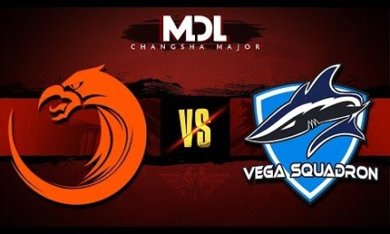 TNC Predator vs Vega Squadron Game 1 – MDL Major 2018: Group Stage – @BreakyCPK @TrentPax